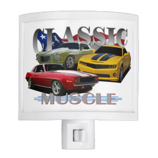 Classic Muscle Night Light