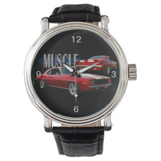 classic muscle watch