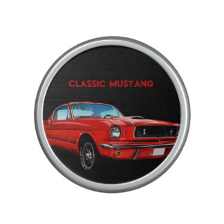 Classic Mustang Bumpster Bluetooth Speaker