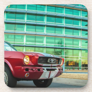 Classic Mustang Drink Coasters