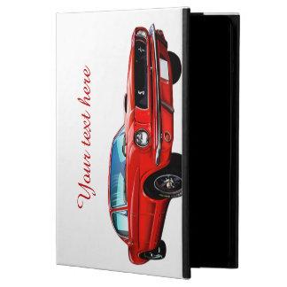 Classic Mustang iPad Air No Kickstand Cover Cover For iPad Air