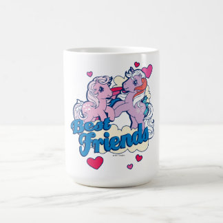 Classic My Little Ponies | Best Friends Coffee Mug