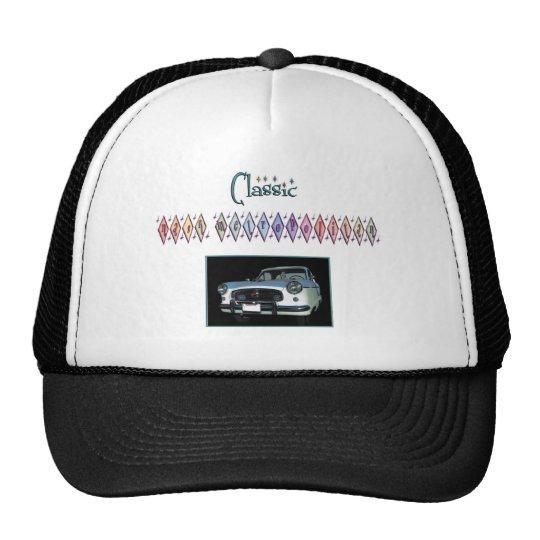 Classic Nash Metropolitan Trucker Hat