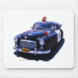 Classic_Nash_Police_Ca Mouse Pad