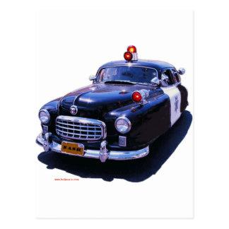 Classic_Nash_Police_Ca Postcard
