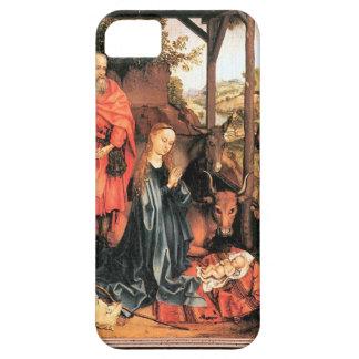 Classic Nativity scene iPhone SE/5/5s Case
