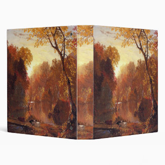 Classic Nature Paintings binder