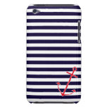 Classic Nautical Anchor iPod Touch Covers
