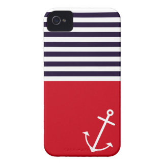 Classic Nautical iPhone 4 Case-Mate Case