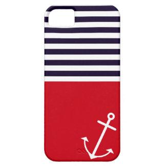 Classic Nautical iPhone SE/5/5s Case