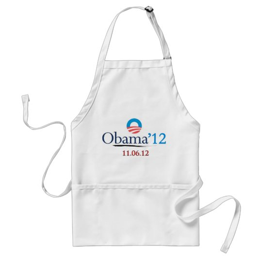 Classic Obama 2012 BBQ Apron