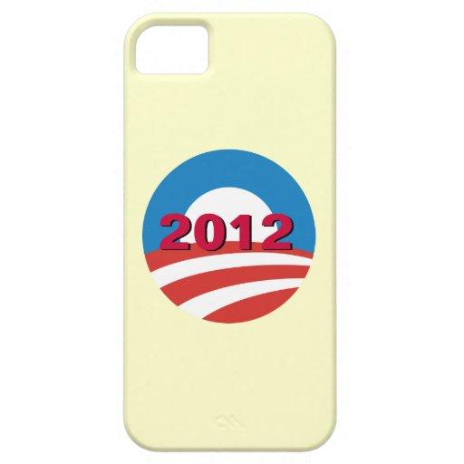 Classic Obama 2012 iPhone 5 Case