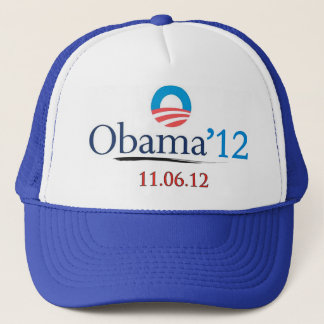 Classic Obama 2012 Trucker Hat
