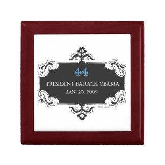 Classic Obama 44 Commemorative Tile Gift Box