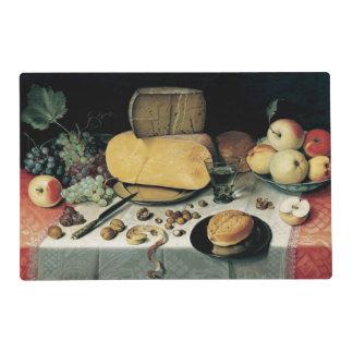 Classic Oil Painting Floris Van Dyck Laminated Placemat