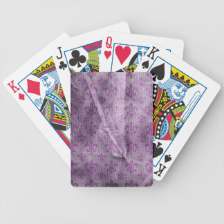 Classic Old Fabric vol 7 Bicycle Playing Cards