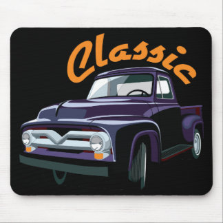 Classic Old Truck_3 Mousepads