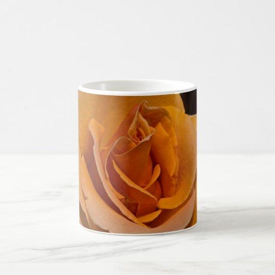 Classic Orange Rose Coffee Mug