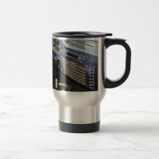 Classic Packard dashboard. Travel Mug