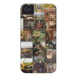 classic-paint with Iggies1 for iphone4 Case-Mate iPhone 4 Case