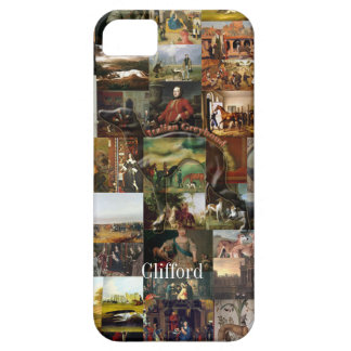 classic-paint with Iggies1 for iphone5 iPhone SE/5/5s Case