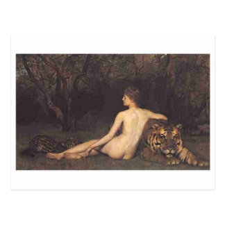 Classic Painting Postcard