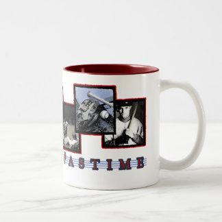 Classic Pastime Baseball Mugs