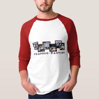 Classic Pastime Baseball T-shirts