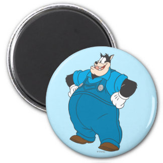 Classic Pete 2 Inch Round Magnet
