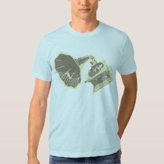 Classic Phonograph T Shirt