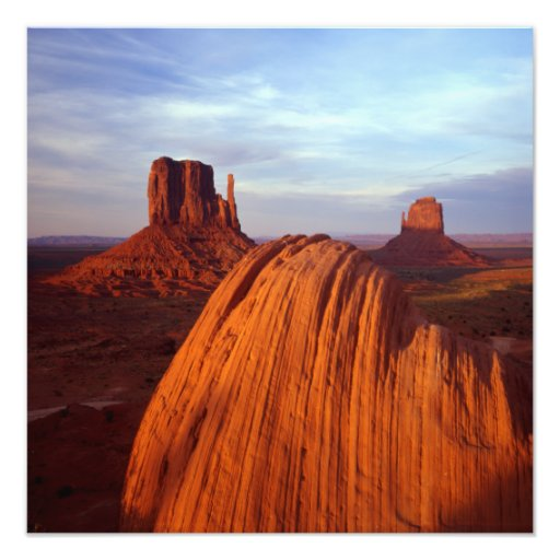 Classic photo of Monument Valley
