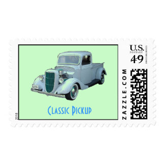 CLASSIC PICKUP stamps