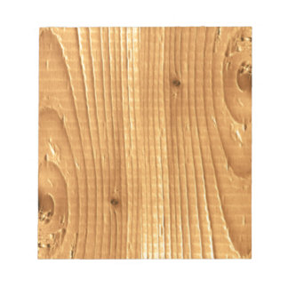 Classic Pine Untreated Wood Notepad