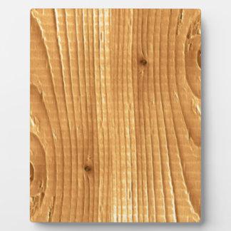 Classic Pine Untreated Wood Plaque