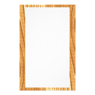 Classic Pine Untreated Wood Stationery