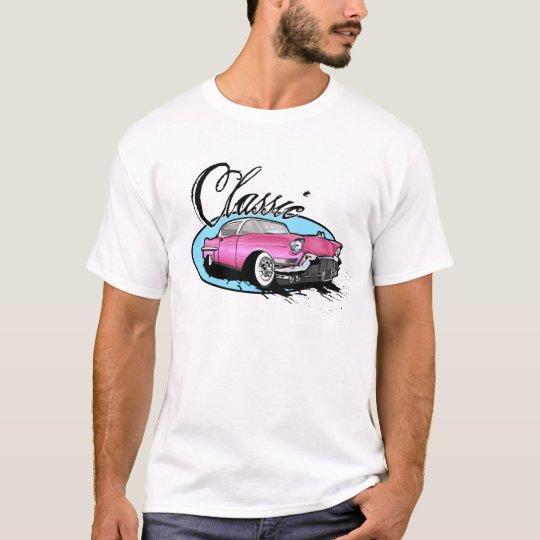 Classic Pink Cadillac T-Shirt