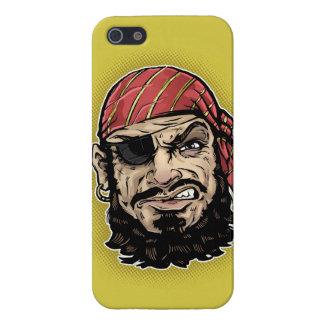 Classic Pirate iPhone SE/5/5s Cover