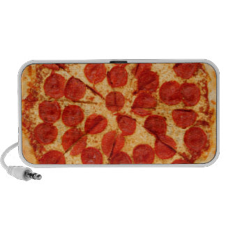 classic pizza lover travel speakers
