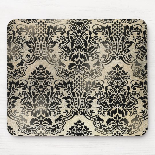 Classic PJ Textured Damask Products. Mouse Pad