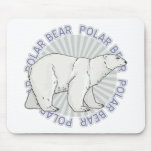 Classic Polar Bear Mousepads