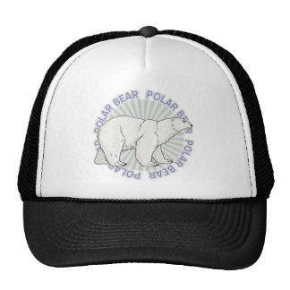 Classic Polar Bear Trucker Hat