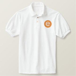 "Classic Polo Shirt with Vemma ""E"""