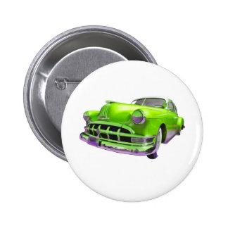 Classic Pontiac Button