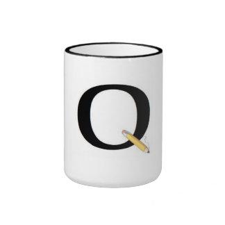 Classic Q Mug Ringer Mug