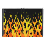 Classic Racing Flames on Fire Covers For iPad Mini