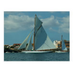 Classic Racing Yacht Postcards