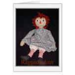 Classic Raggedy Ann Greeting Cards