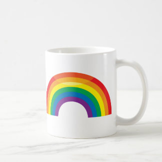 Classic Rainbow Coffee Mug