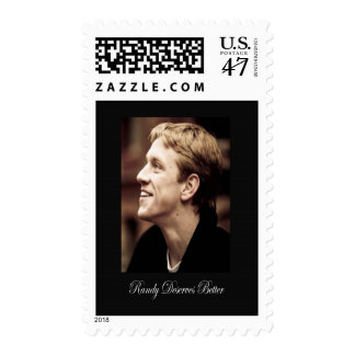 Classic Randy Postage Stamps