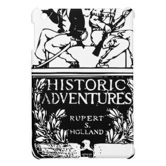 Classic Rare Vintage Book Cover Design - Historic Case For The iPad Mini